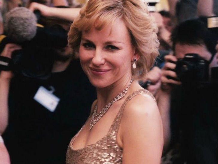 """9 74 - 10 actrices famosas que mostraron toda su elegancia para """"convertirse"""" en la princesa Diana"""