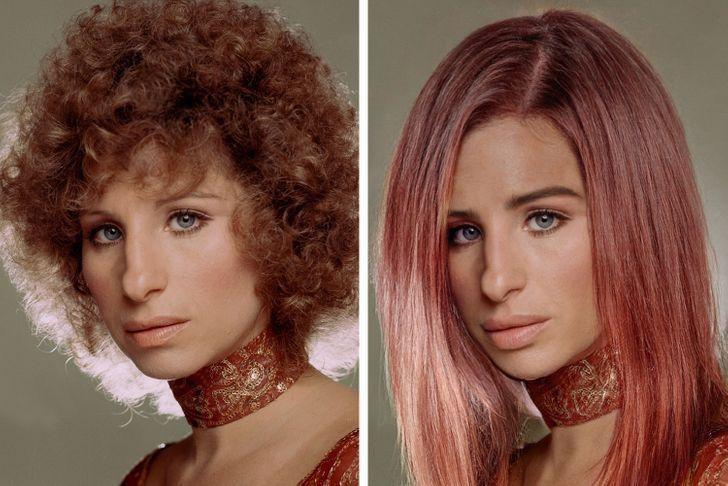 famosas tendencias belleza1 - Así se verían 15 mujeres famosas si hubiesen cambiado sus peinados por algo más moderno