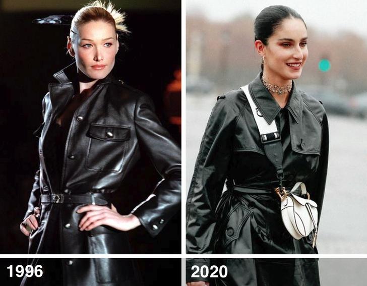 """4 13 - 13 veces que las celebs actuales """"revivieron"""" las famosas tendencias de los 90s"""