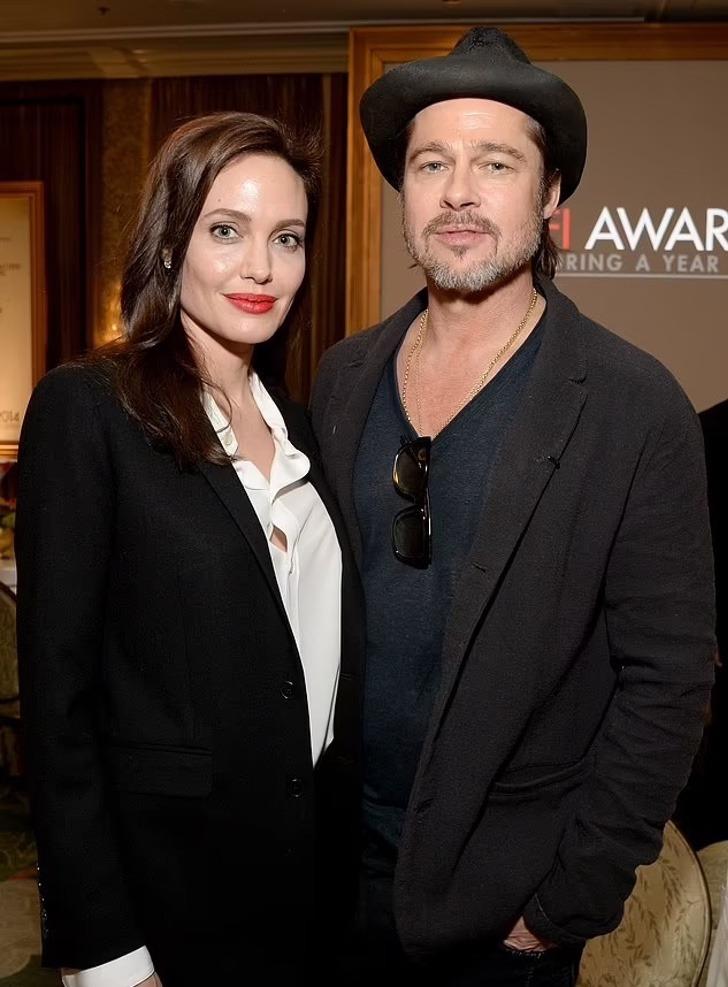 """angelina jolie siente brad pitt amenaza seguridad 1 - Angelina Jolie siente que Brad Pitt fue una amenaza para su seguridad: """"Temí por toda mi familia"""""""