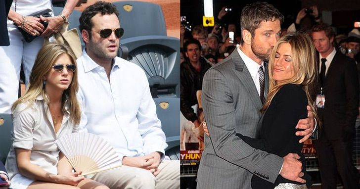famosos romances celeb9 - 10 celebs que tienen una larga lista de ex novios famosos. Jennifer Aniston lleva la delantera
