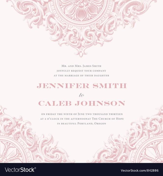 Wedding Invitation Templates Royalty