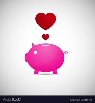 Image result for love piggy bank