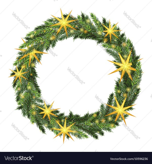 wreath template free # 34