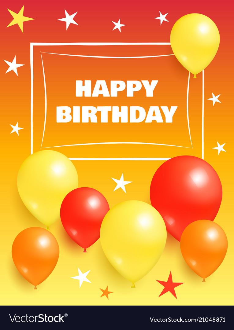 design happy birthday invitation card birthday card background hd រ បភ ពប ល ក images