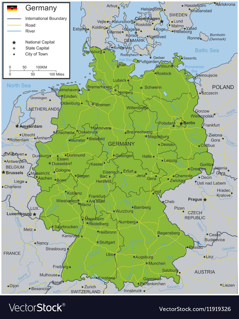 Map Of Austria And Germany canada and us map dallas map