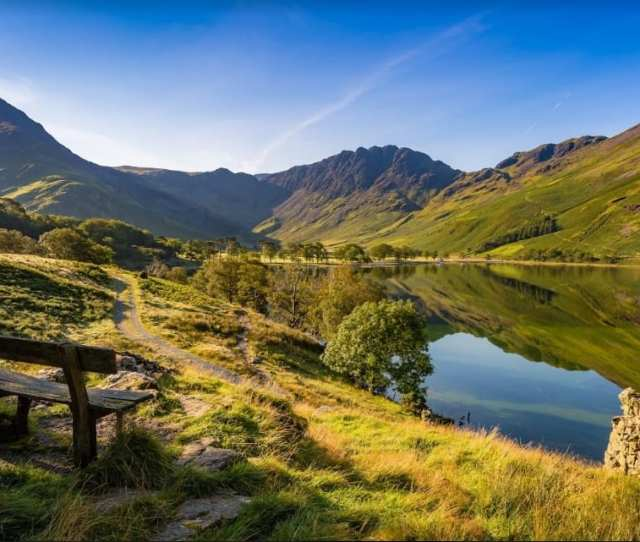 Journey To The Lake District National Park