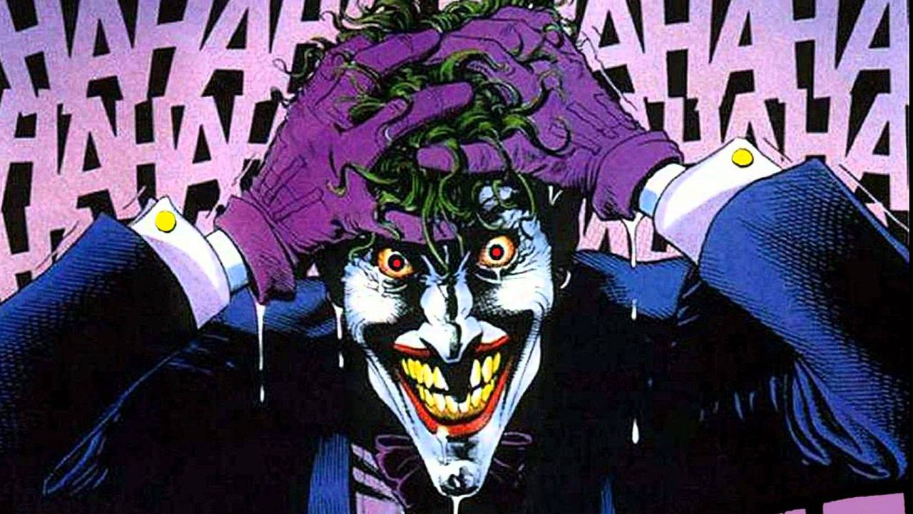 The Killing Joke May Be First Batman Movie To Secure R