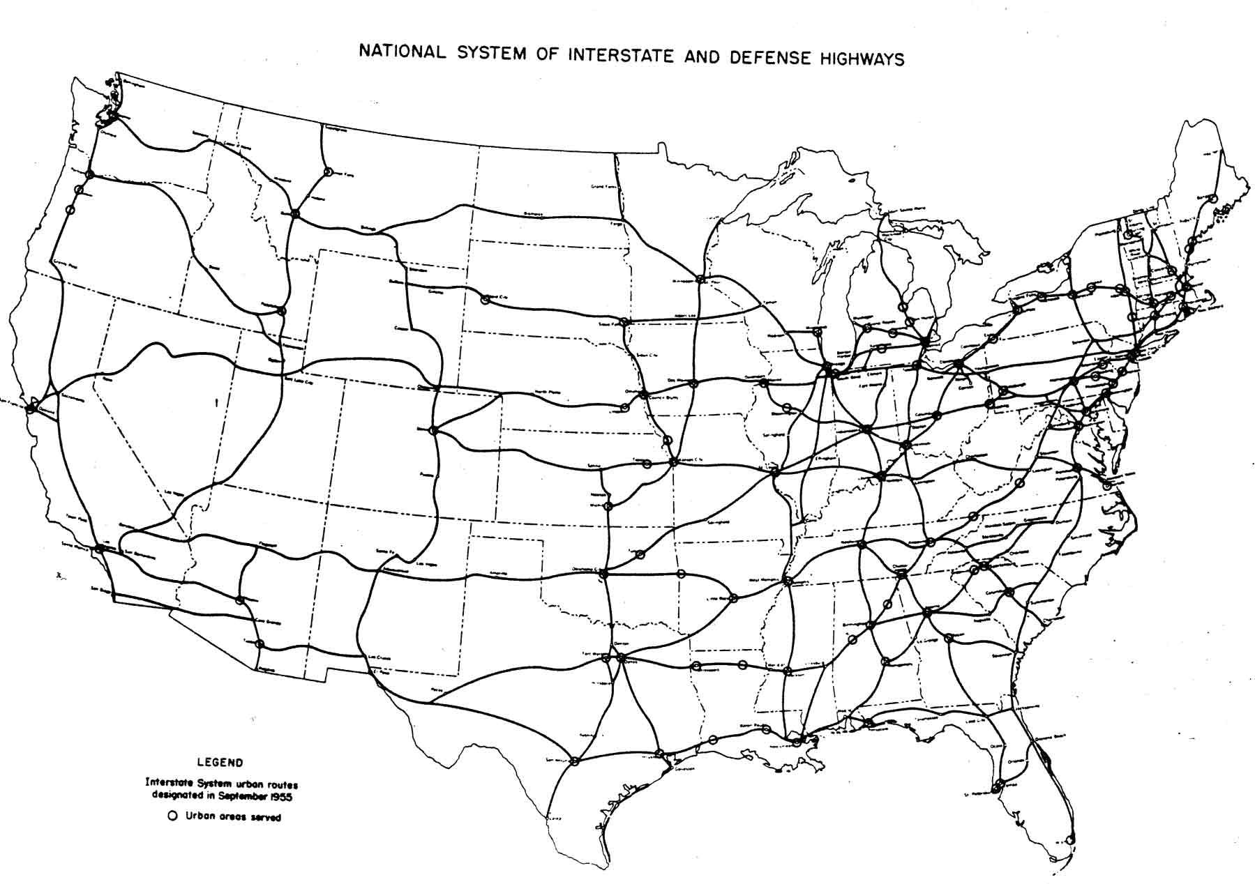 Highways Gutted American Cities So Why Did They Build