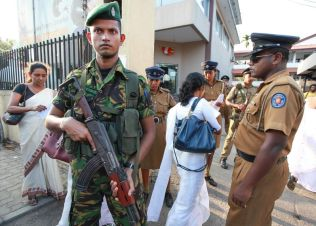 Sri Lanka Security Forces
