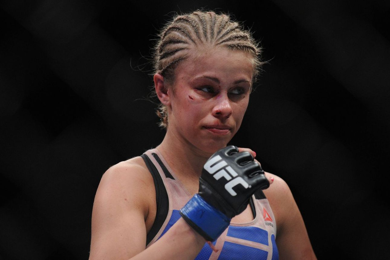 Paige VanZant joins with Jorge Masvidal for inaugural Gamebred Fighting Championship