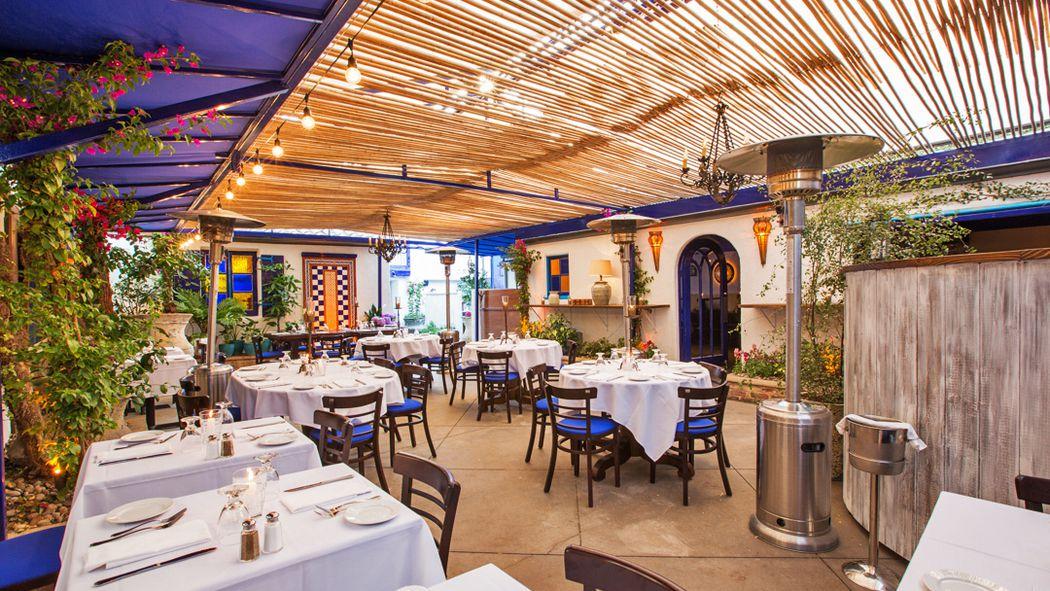 Outdoor Dining Restaurants In Los Angeles: 32 Great Spots