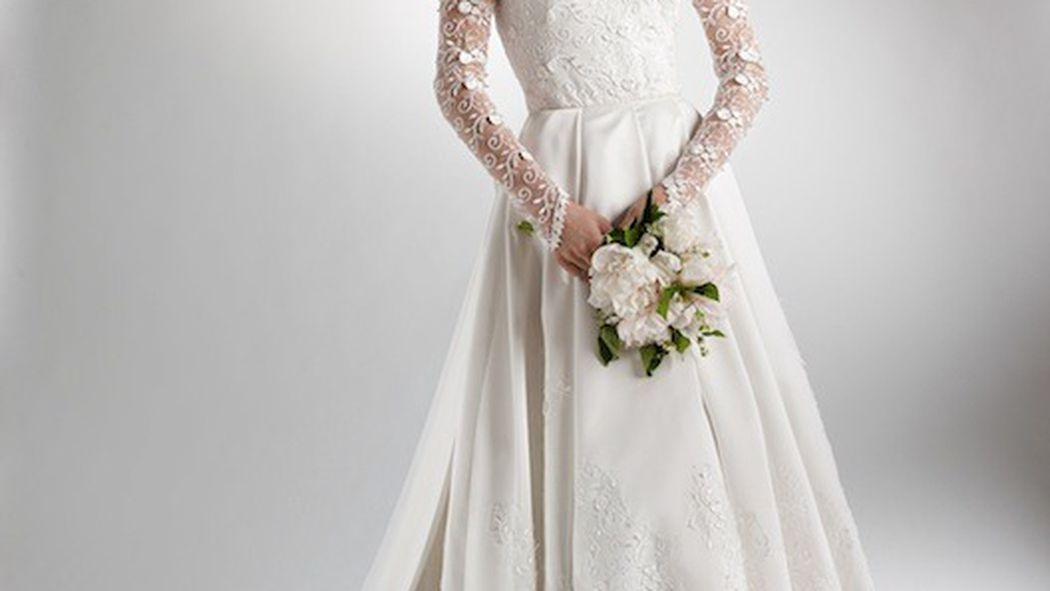 Royal Wedding Dress, Pippa Middleton Dress, Reception