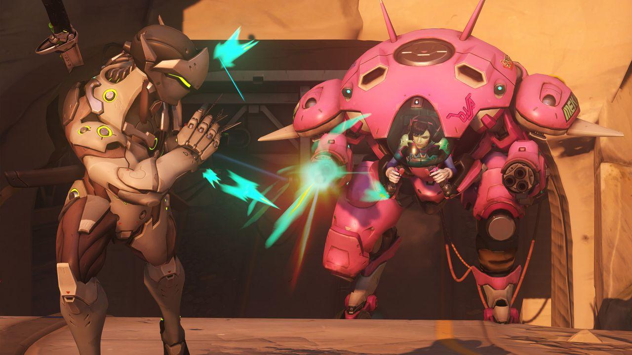 Overwatch: Modo Competitivo centrado en la habilidad