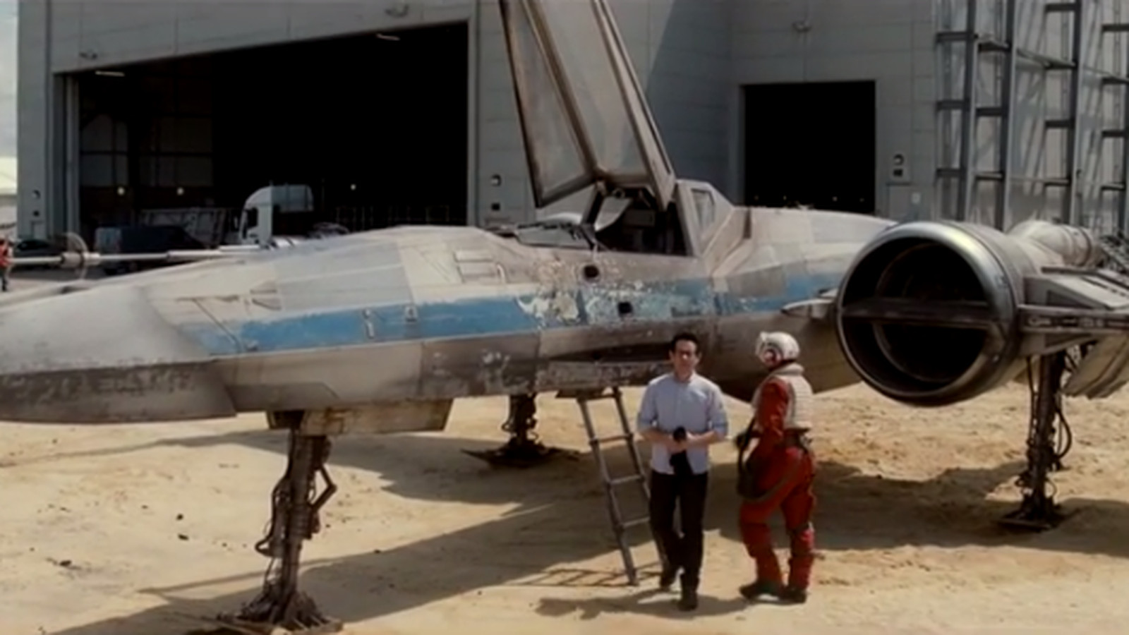 This Is The New X Wing Fighter From Star Wars Episode