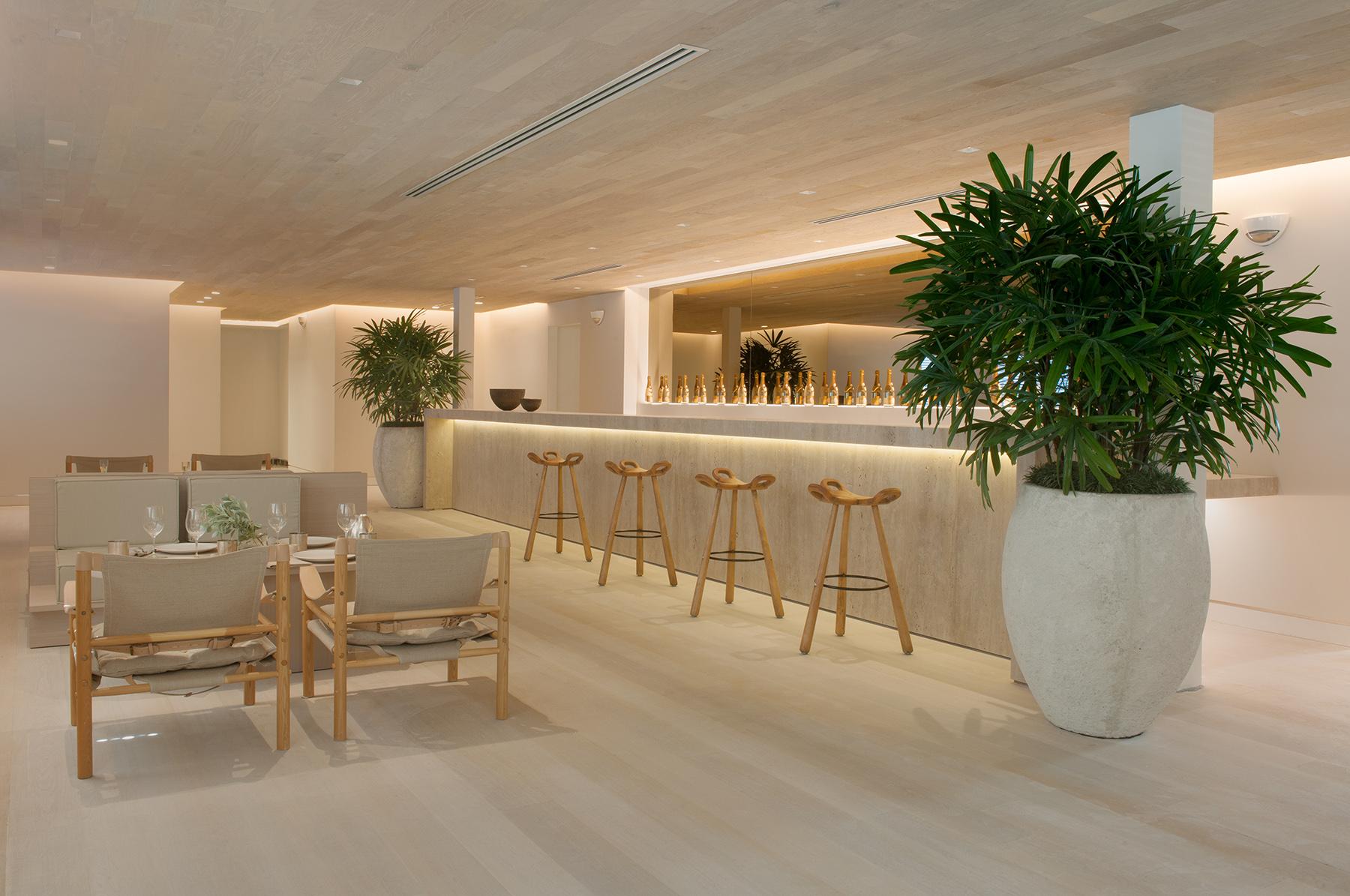 Peek Inside The Chad Oppenheim Designed Forte Dei Marmi In Miami Beach Curbed Miami