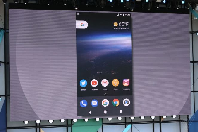 """Android O """"notification dots"""""""