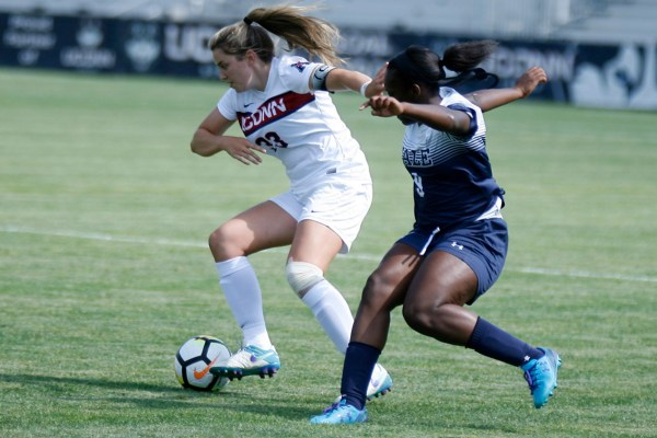 Final: No. 21 UConn Women's Soccer Falls to Yale, 1-0 ...