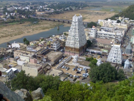 Srikalahasti-Temple-Andhra