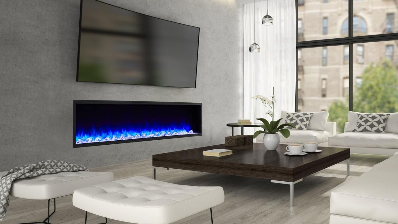 scion electric fireplace heat glo