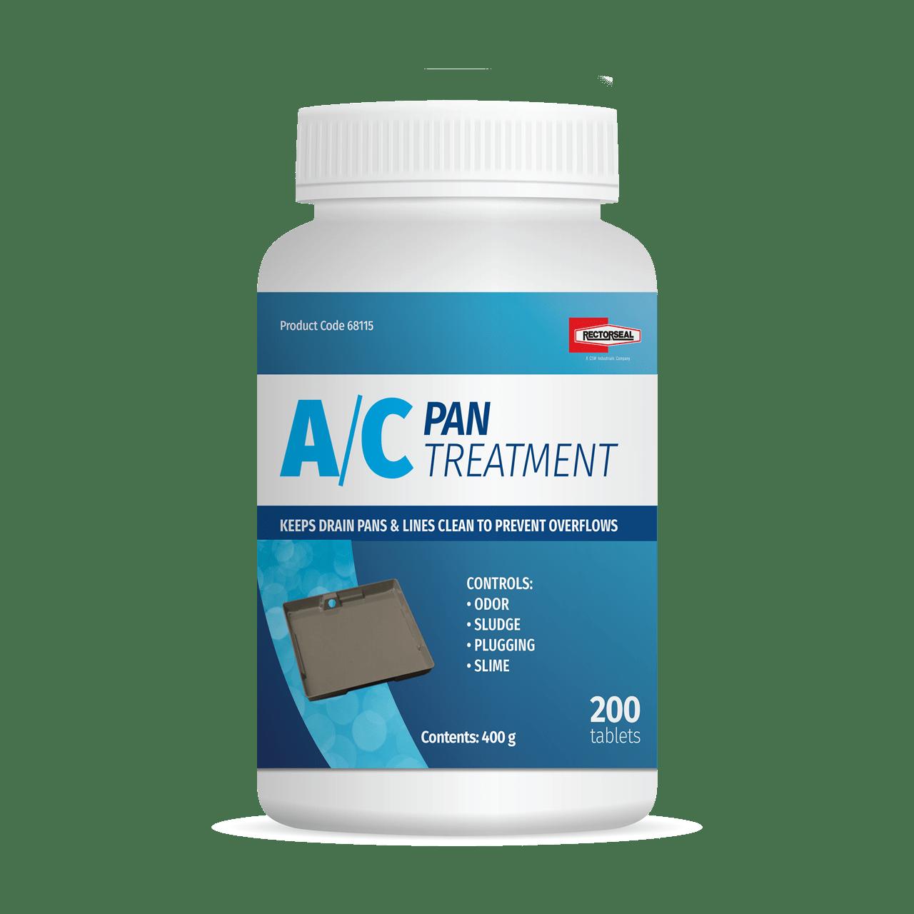 RectorSeal AC Pan Treatment