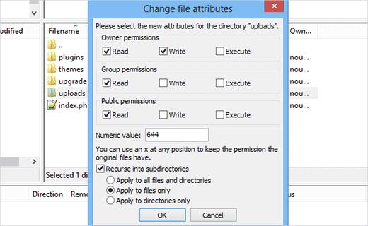 Fix Image Upload Issue