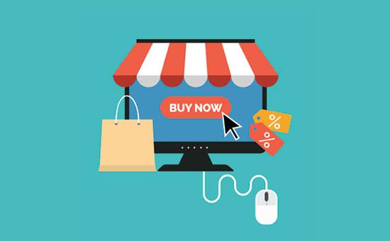 Custo de construção de um site de comércio eletrônico WordPress