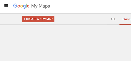 Create a new map