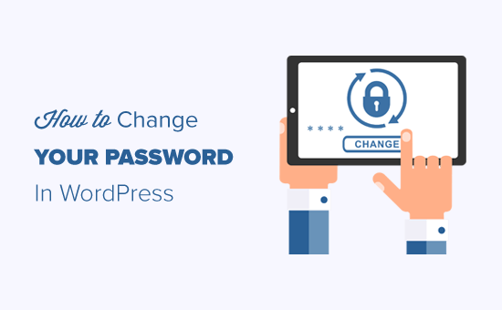 Cara Mengubah Password di WordPress