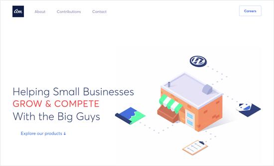 Удивительный мотив - самый влиятельный бизнес WordPress