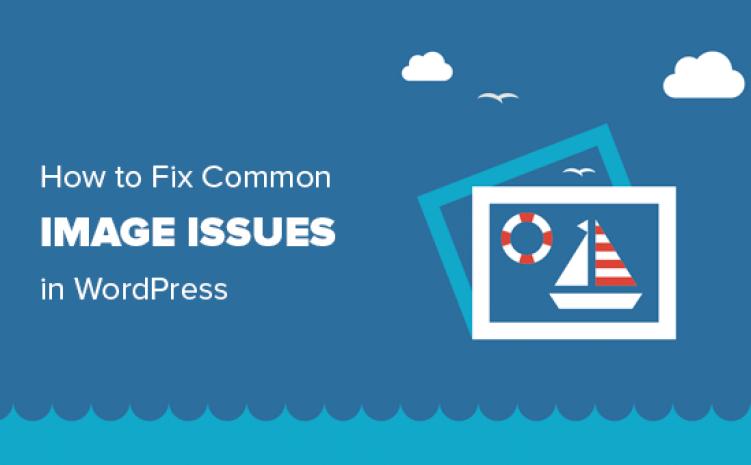 Veelvoorkomende problemen met afbeeldingen in WordPress oplossen