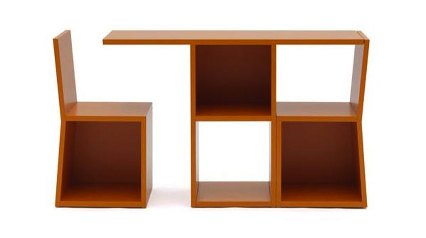 Use Multifunctional Furniture