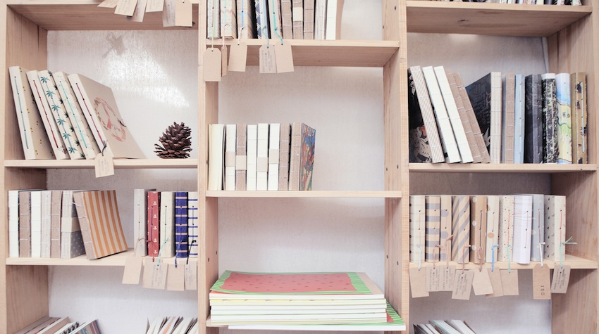 Use Built-in Bookcases