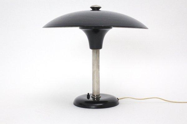 lampe de bureau art deco par max schumacher pour werner schroeder 1934