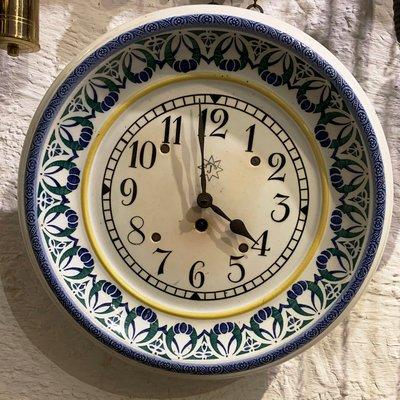 Antique Junghans 1930s Alarm Clock Desk