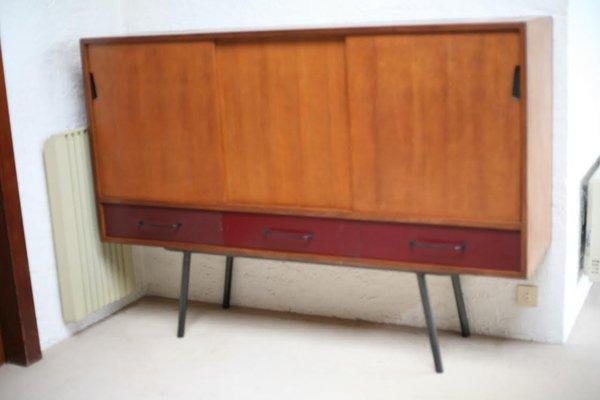 franzosischer modell hutch 102 schrank von janine abraham fur meubles tv 1953