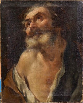 peinture du maitre ancien du 17eme siecle italie