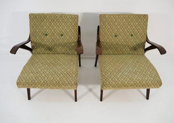 Ogni giorno online tantissime proposte di mobili e accessori per arredare la tua casa con. Poltrone Vintage Anni 60 Set Di 2 In Vendita Su Pamono