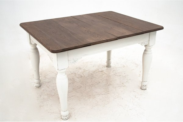 table de salle a manger shabby chic vintage 1920s