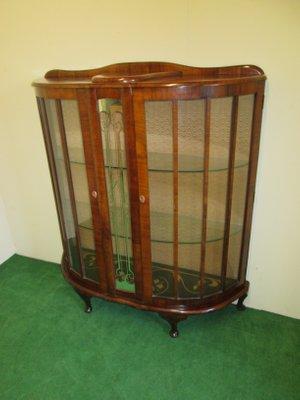 art deco vitrine 1930er bei pamono kaufen