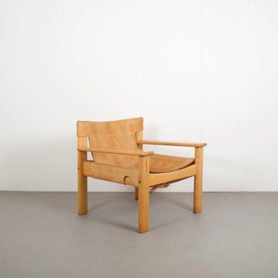 fauteuil natura par karin mobring pour ikea 1970s