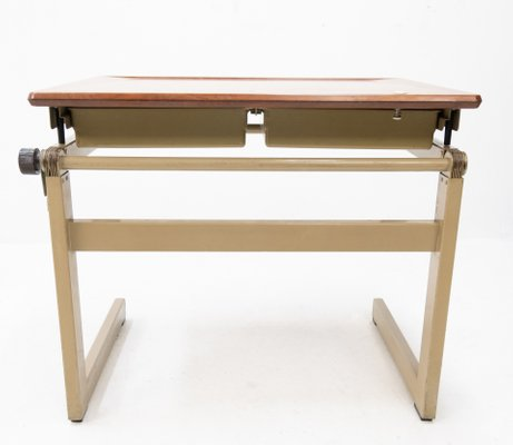 petite table a dessin industrielle de marko pays bas 1962