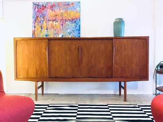 Teak Sideboard By Gunni Omann For Aco Mobler 1960s For Sale At Pamono