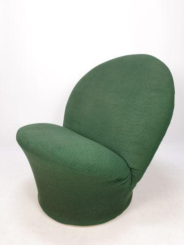 Chaise DAppoint F572 Par Pierre Paulin Pour Artifort