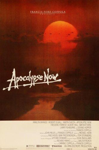 apocalypse now poster by bob peak 1979