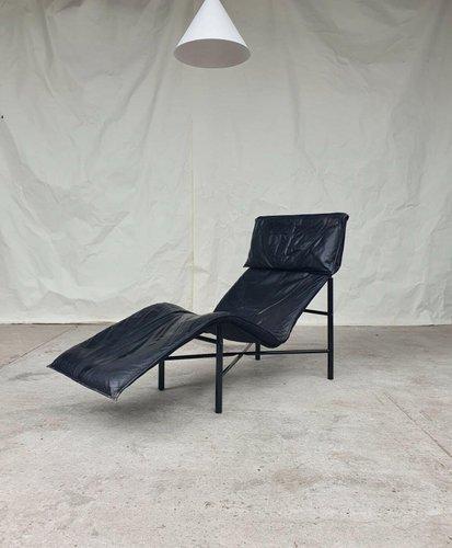 chaise longue skye mid century par tord bjorklund pour ikea