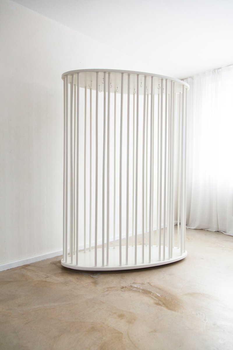 In A Cage Wardrobe By Yasmine Benhadj Djilali For YBDD For
