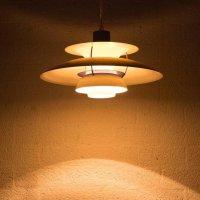 Lampe à Suspension PH5 par Poul Henningsen pour Louis ...