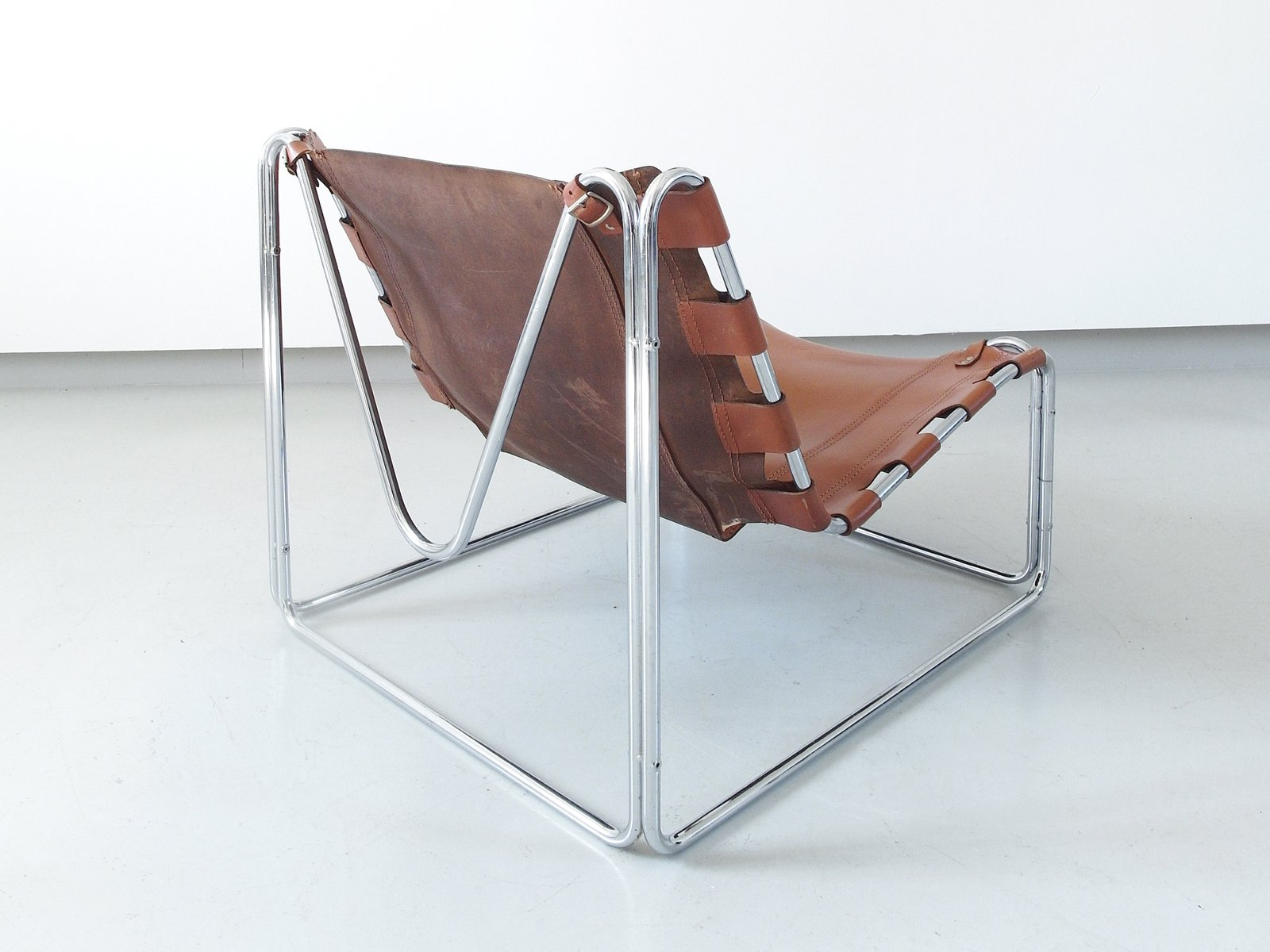 Fabio Lounge Chair By Pascal Mourgue For Steiner Meubles