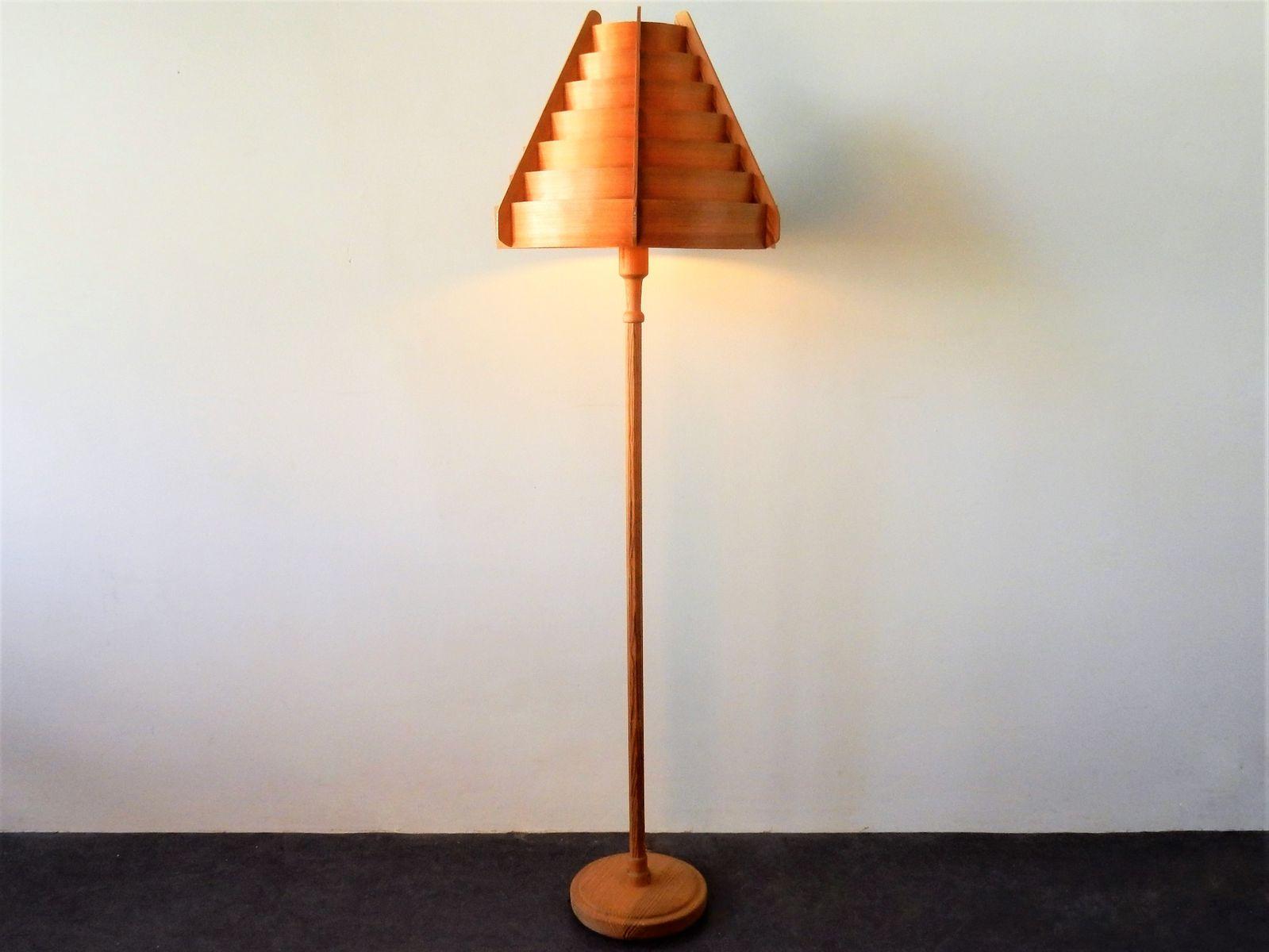 Mid Century Floor Lamp By Hans Agne Jakobsson For Ab Ellysett Markaryd